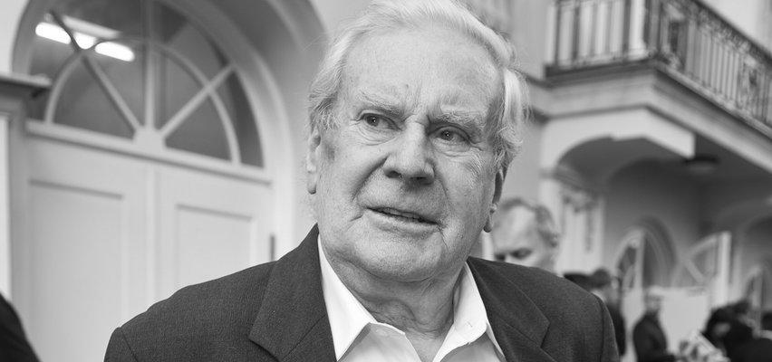 Pogrzeb Wiesława Gołasa. Znamy datę i miejsce. Aktor nie spocznie w Alei Zasłużonych
