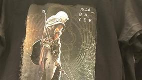 Assassin's Creed: Origins - t-shirt potwierdza egipskiego bohatera gry