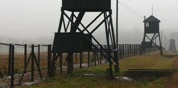 Pijak włamał się na teren obozu koncentracyjnego