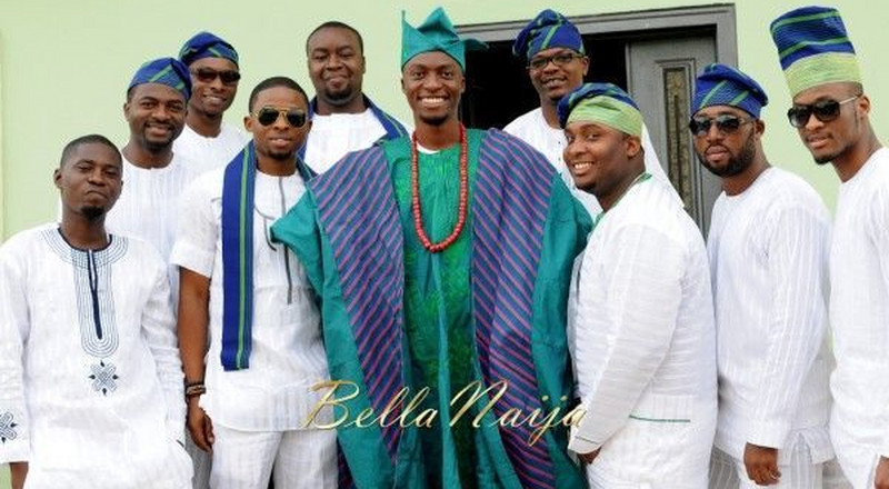 The significance of caps in Nigerian men's traditional attire