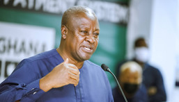 'Don't count on us, you neglected our region' – Ashanti NDC Youth to Mahama