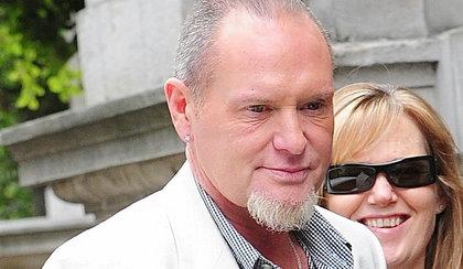 Paul Gascoigne oskarżony o nękanie byłej partnerki!