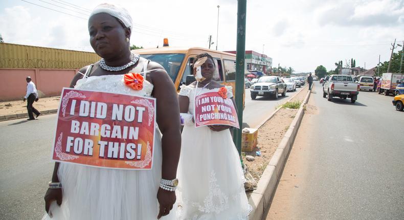 Campaign against gender violence