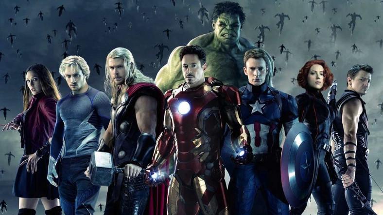 """""""Avengers: Czas Ultrona"""" wracają z klasą (i kasą)"""