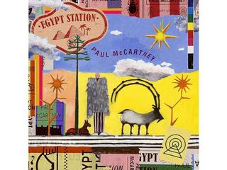 Paul McCartney, Egypt Station. Universal