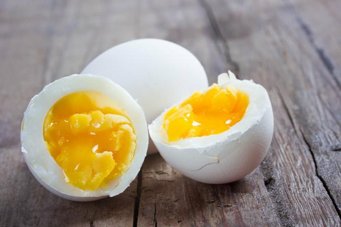 Visok nivo proteina u jajima pomaže u stvaranju osećaja sitosti