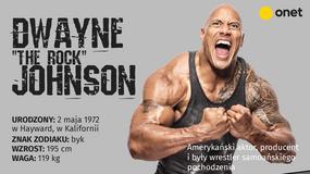"""Dwayne """"The Rock"""" Johnson. Tego nie wiecie o sympatycznym twardzielu"""