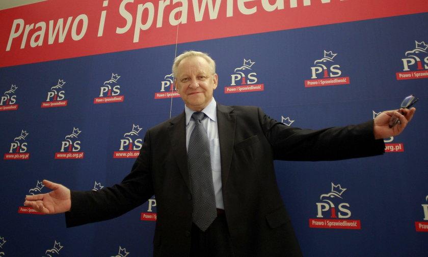 Bolesław Piecha odchodzi z polityki?