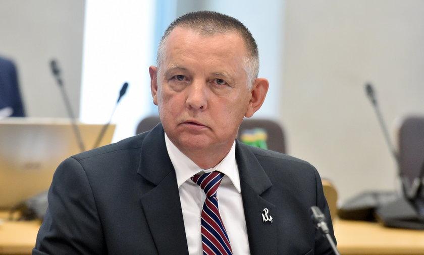 Marian Banaś, prezes Najwyższej izby Kontroli.