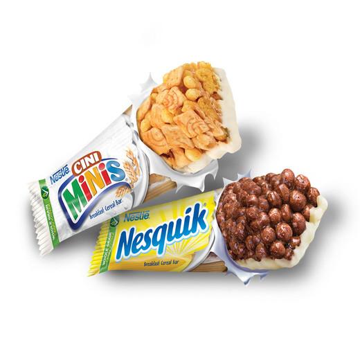 Nestle CINI MINIS i NESQUIK - opinie