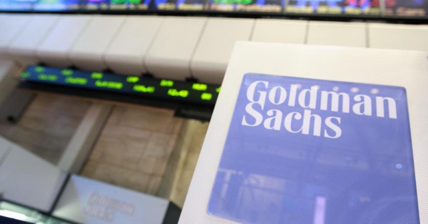 """Goldman Sachs zainwestował w kolejną, innowacyjną spółkę i chce być """"Googlem Wall Street"""""""