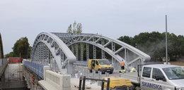 Wreszcie koniec remontu mostu!
