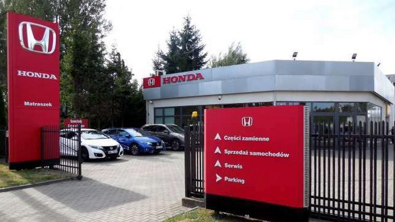 Honda Matraszek