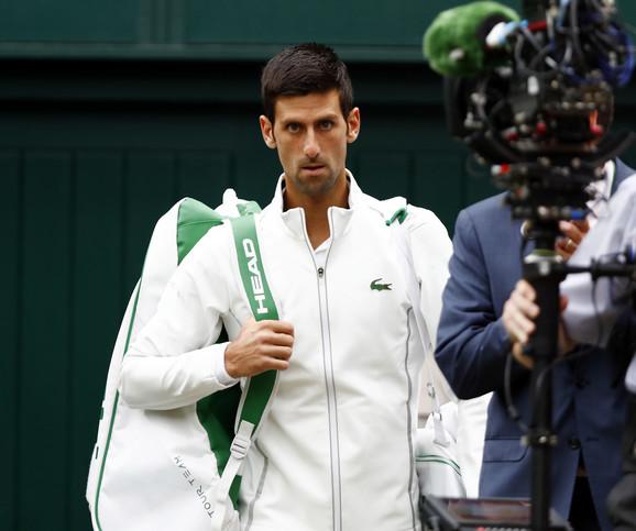 Novak ima samo jedan dan pauze pre finala