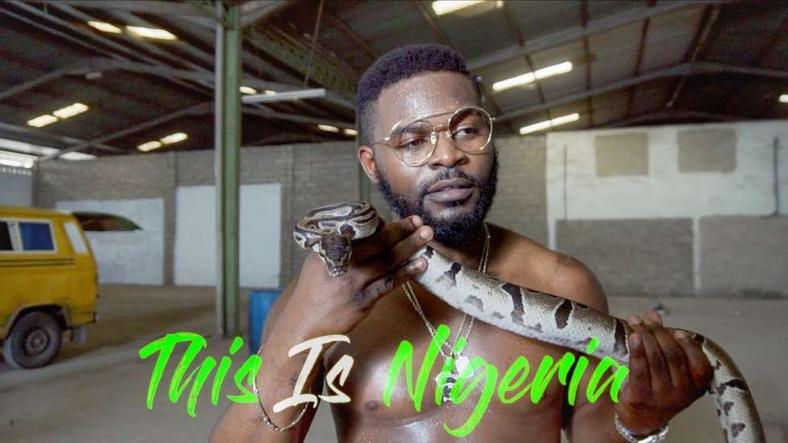 Falz's 'This is Nigeria' video continues to generate reactions from Nigerians