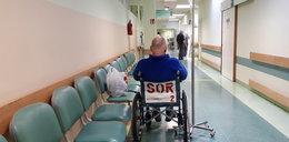 SOR w szpitalu Kopernika zamknięty