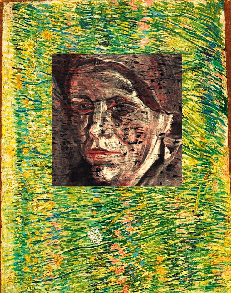 "Van Gogova slika ""Parče trave"" krije skriveni crtež"