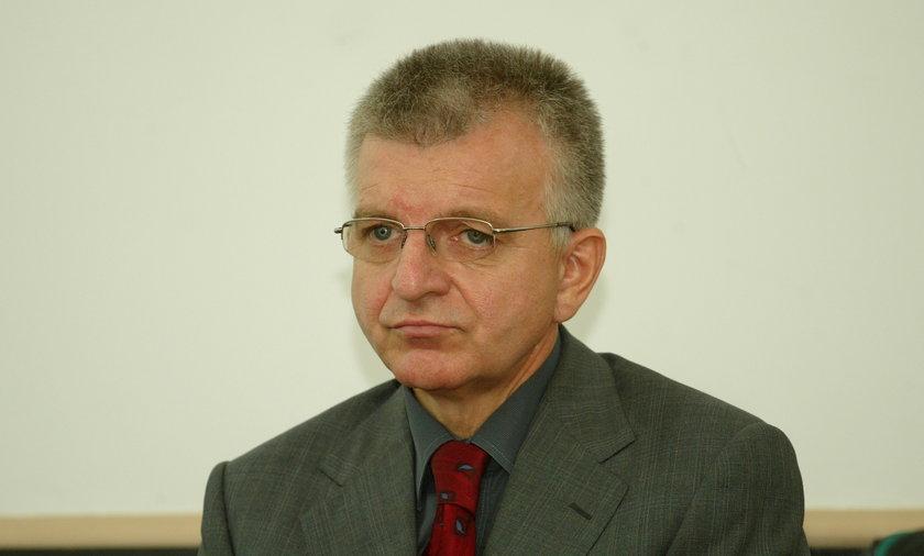Andrzej Pęczak skazany