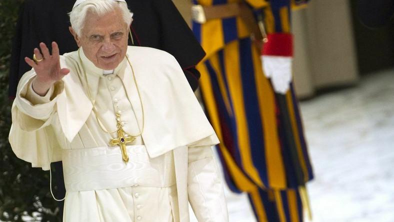 Papież Benedykt XVI odejdzie?