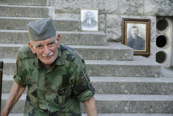 Jedina mu je želja da dočeka stogodišnjicu proboja Solunskog fronta