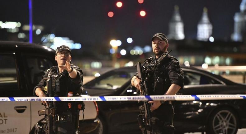 Police arrest 12 people over London Bridge attack