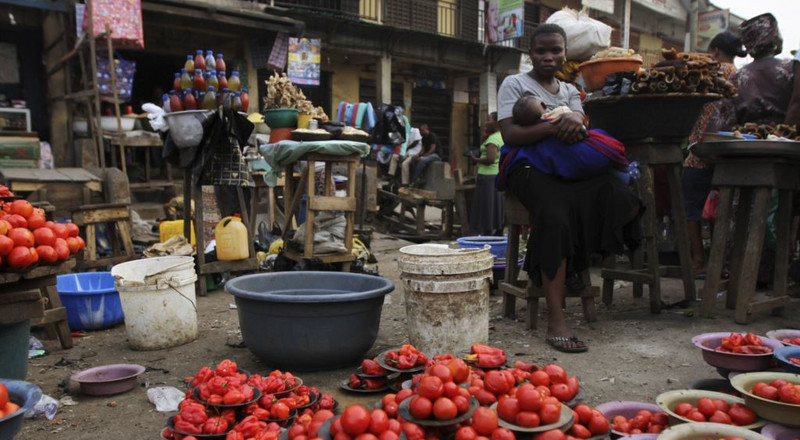 Nigeria's inflation rate rises to 11.98% as the effects of border closures continue to affect on food prices
