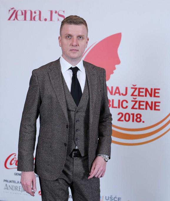 Sreten Radović, direktor izdavaštva kompanije