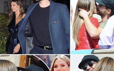 Heidi Klum I Tom Kaulitz Z Tokio Hotel Przestali Ukrywać