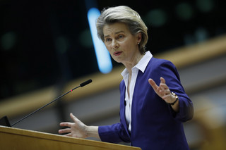 Von der Leyen: Polska już otrzymała prawie 4,3 mld euro pożyczek z SURE na ochronę miejsc pracy