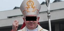 Pijany biskup odpracuje swoje winy sprzątając szkoły?
