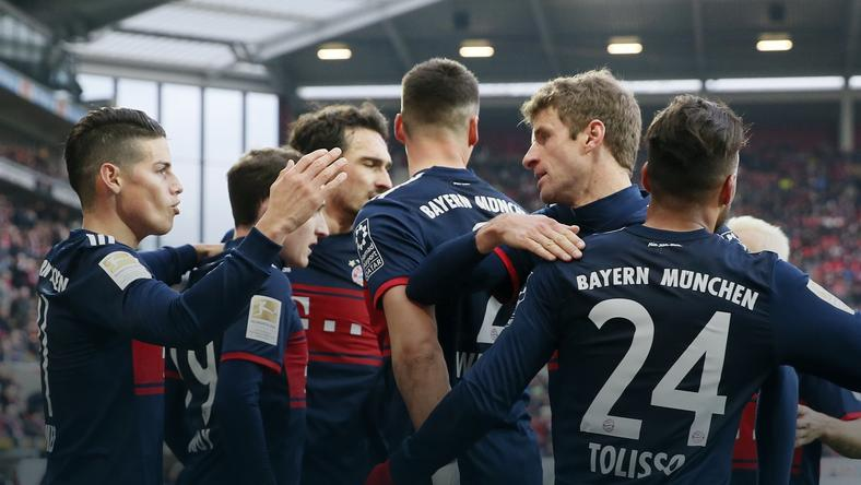 SC Paderborn – Bayern Monachium (relacja na żywo)