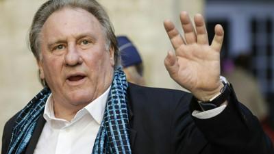 Gérard Depardieu mis en examen pour « viols »