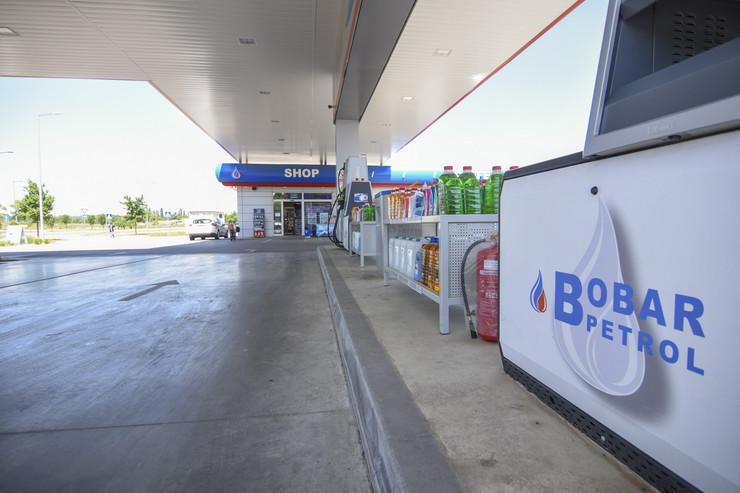 Bobar petrol, benzinska pumpa, Novi Sad, promo