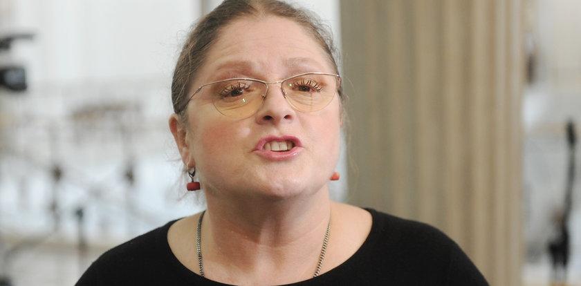 Krystyna Pawłowicz pojechała do SPA z obstawą SOP. Dziewulski zbulwersowany