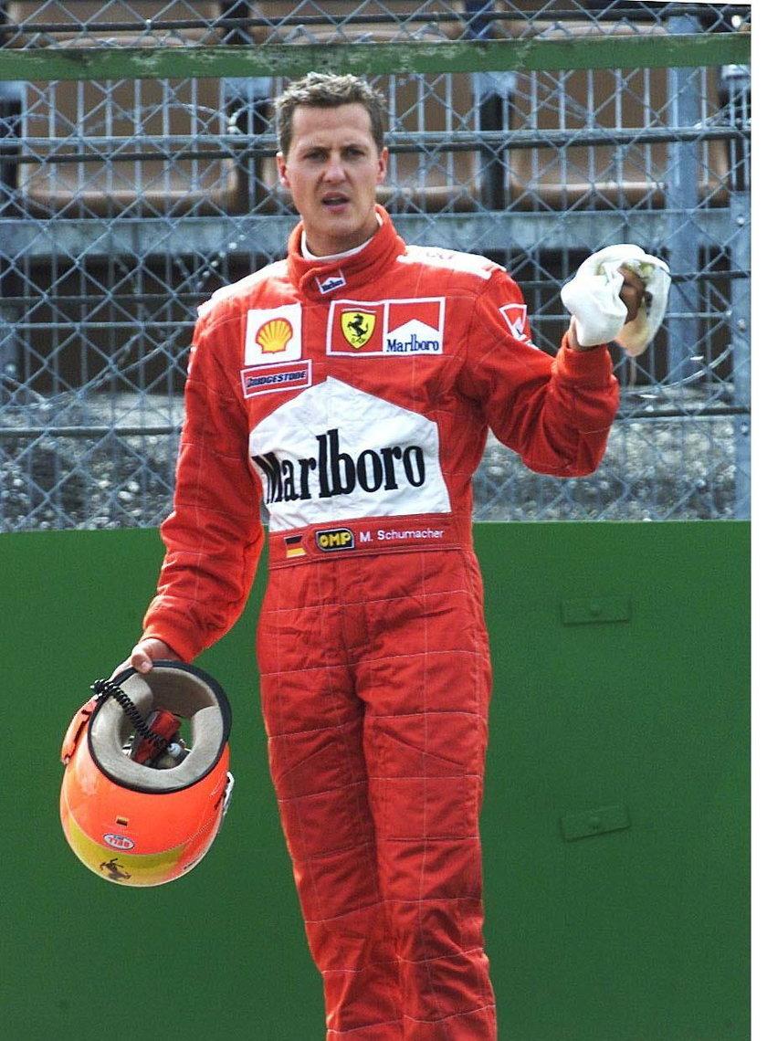 Ta śmierć rozbiła rodzinę Schumacherów