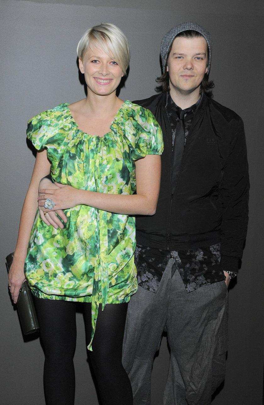 Odeta Moro-Figurska i Michał Figurski