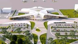Cape Coast airport design