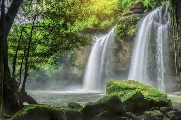 Wodospad Bang - Pae