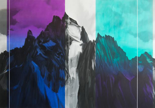 Łukasz Patelczyk, Mountain Glass