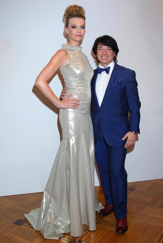 Tamara Arciuch i Valentin Yudashkin
