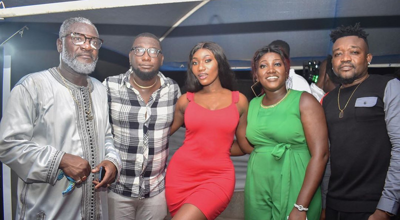 Wendy Shay meets Ebony's family for the first time, shares adorable photo