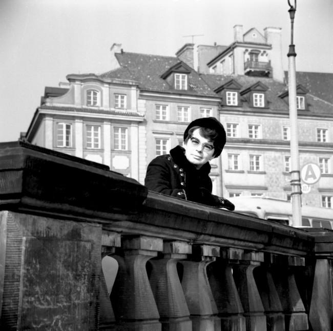 Danuta Szaflarska w 1969 roku