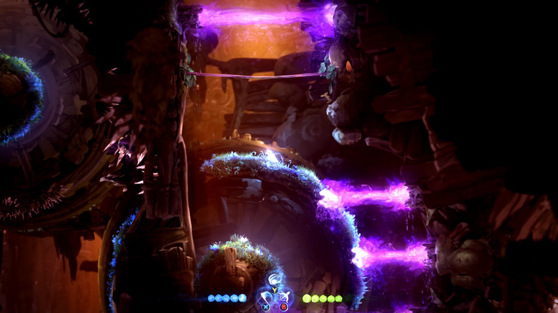 Ori and the Will of the Wisps - screenshot z gry