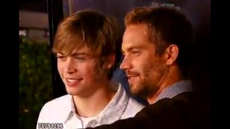 """Paul Walker i Cody razem na premierze """"Sztandaru chwały"""""""