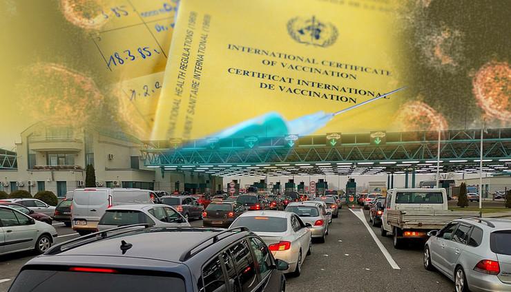 vakcinacija granica RAS Profimedia Biljana Vuckovic