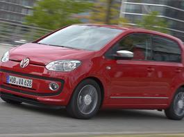 Używane Volkswagen up!, Skoda Citigo i Seat Mii - bez wpadek się nie obeszło