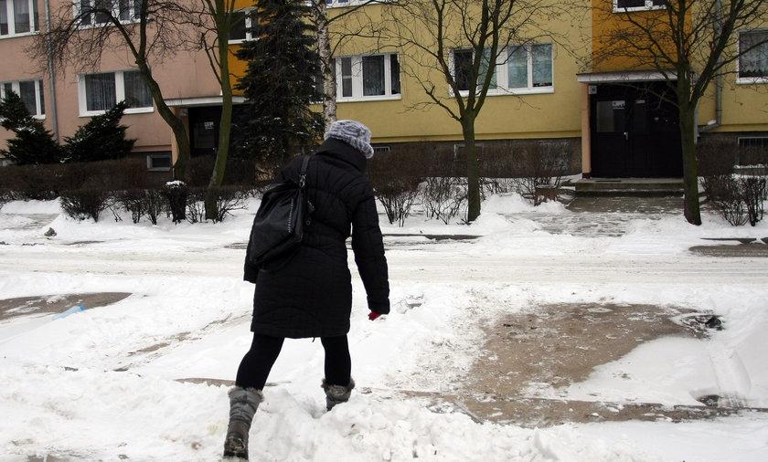 Zima znów zaskoczyła drogowców