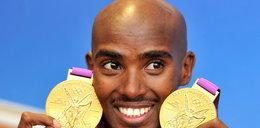 Zdobył dwa złote medale w Londynie, bo żona spodziewa się bliźniaków!