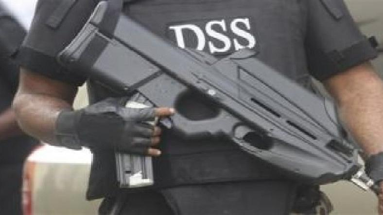 Department of State Service (DSS) operative.