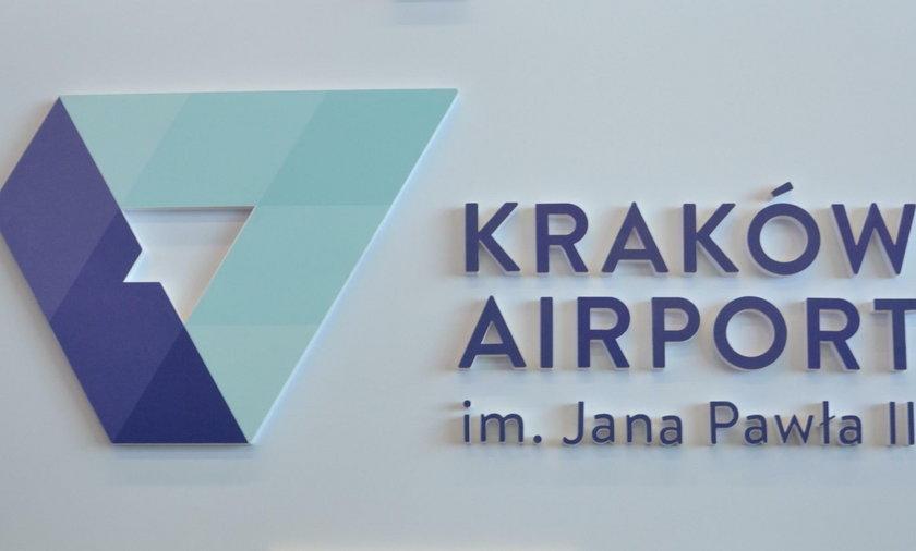Nowe logo lotniska w Balicach